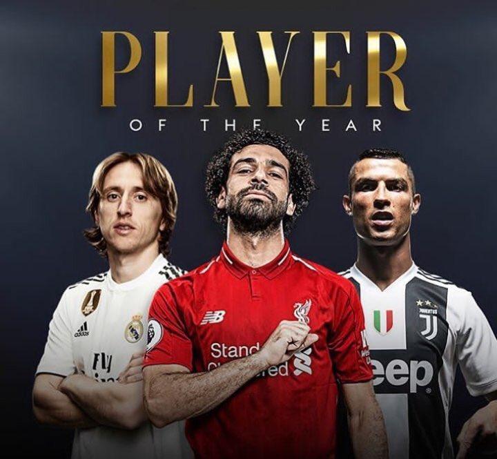 رسمياً … المرشحين لجائزة The Best لأفضل لاعب في العالم