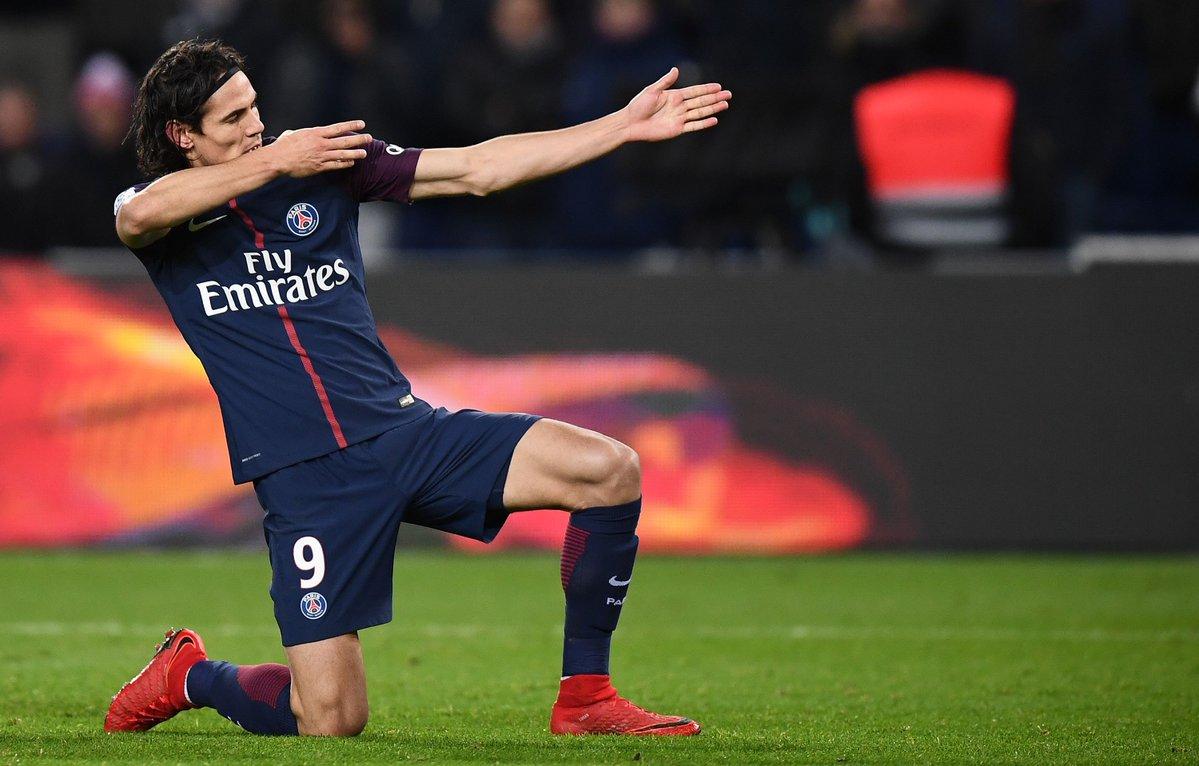 أهداف مباراة باريس سان جيرمان وسانت إيتيان 4-0 الدوري الفرنسي
