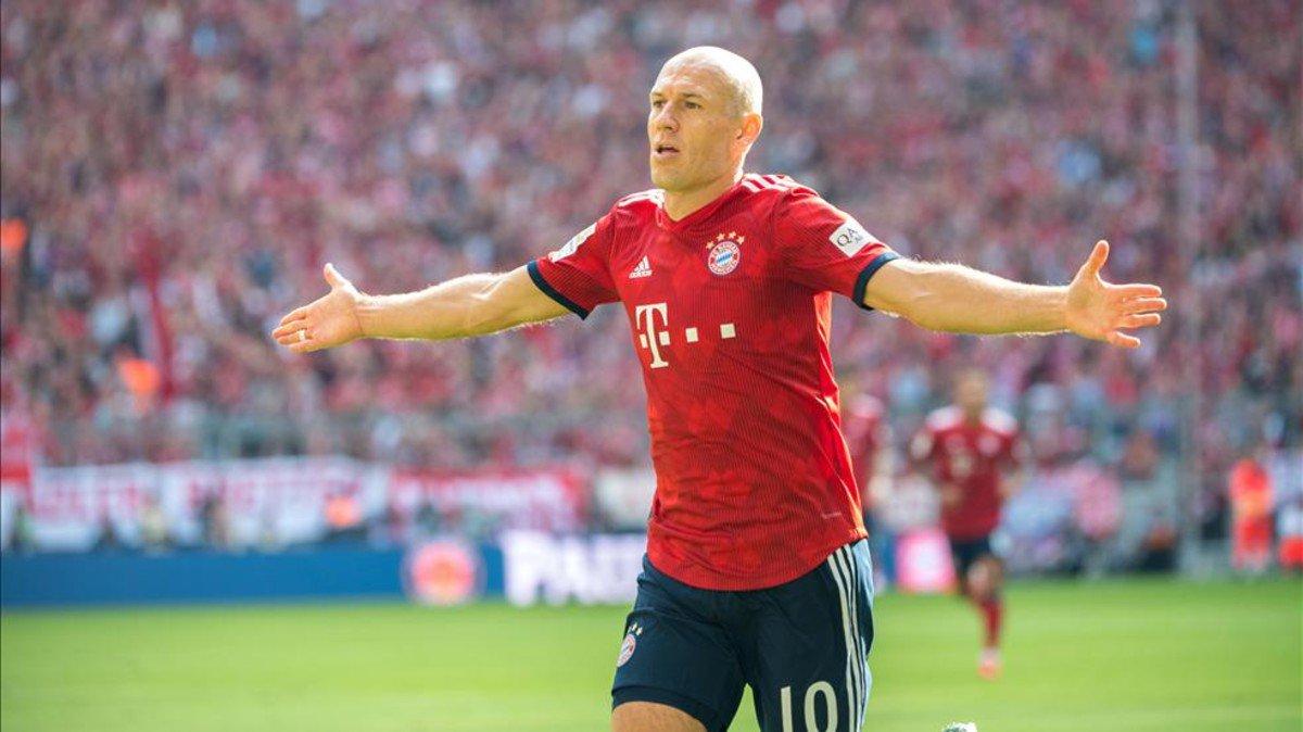 أهداف مباراة بايرن ميونخ وليفركوزن 3-1 الدوري الألماني
