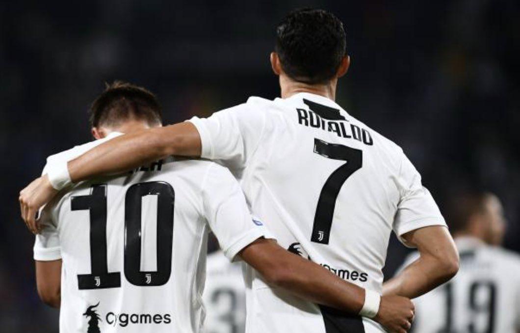 أهداف مباراة يوفنتوس بولونيا 2-0 الدوري الإيطالي