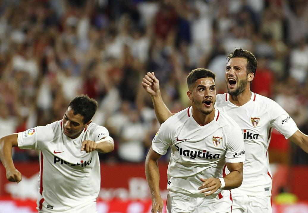 أهداف مباراة إشبيلية وريال مدريد 3-0 الدوري الإسباني