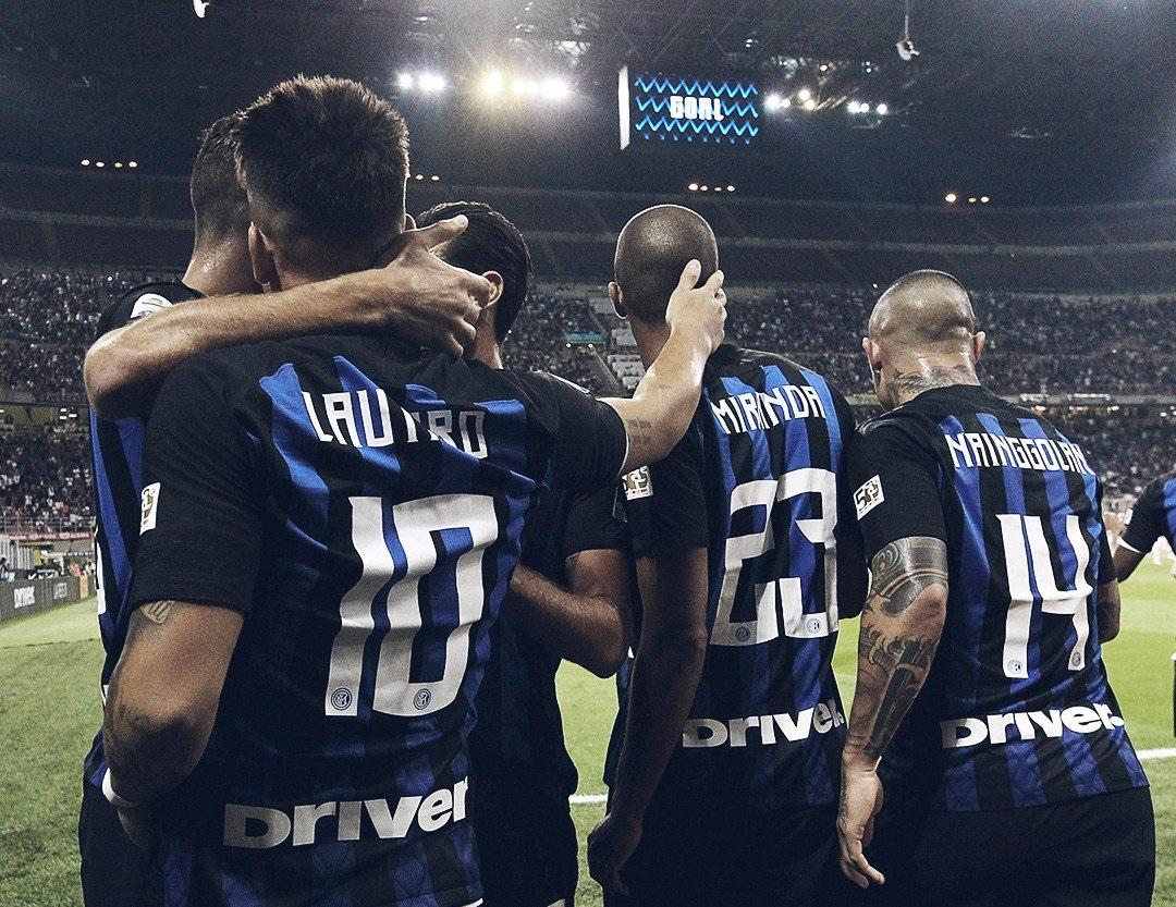 أهداف مباراة إنتر ميلان وكالياري 2-0 الدوري الإيطالي