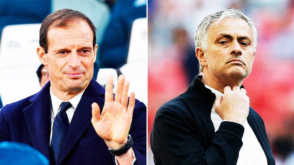 مانشستر يونايتد يستهدف التعاقد مع مدرب يوفنتوس