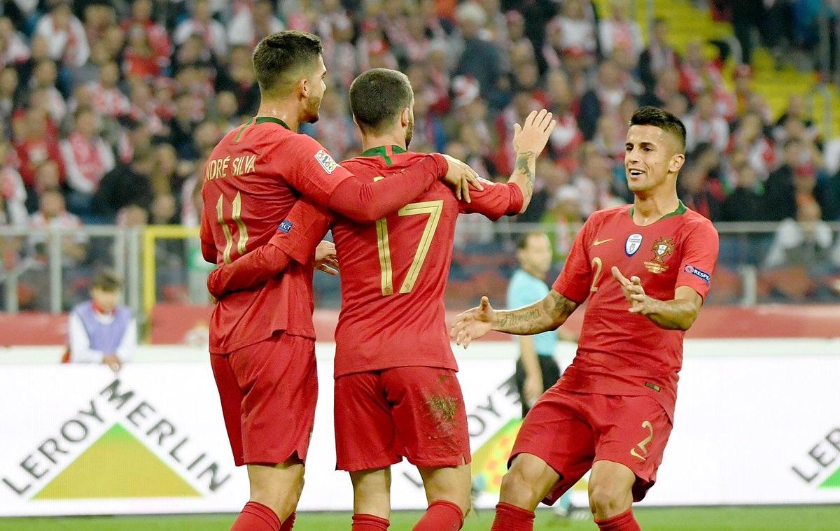 أهداف مباراة البرتغال وبولندا 3-2 دوري الأمم الأوروبية
