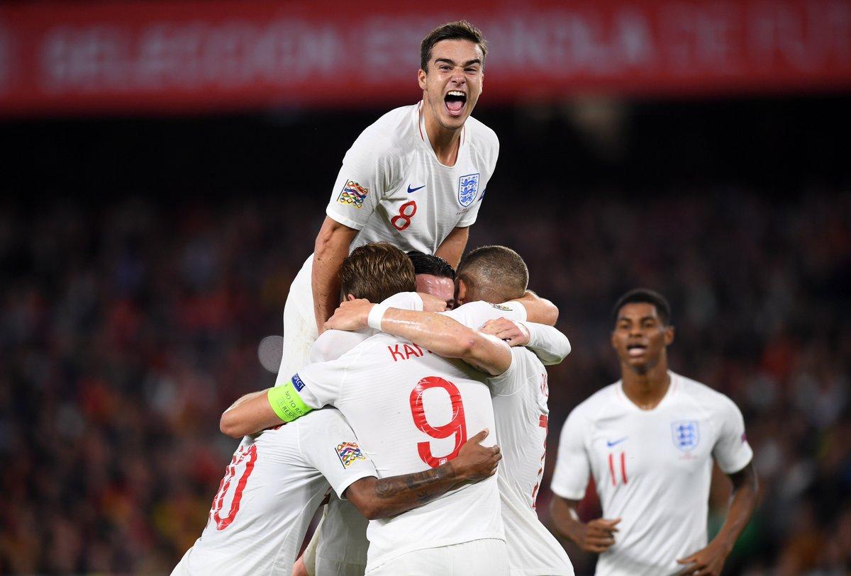 أهداف مباراة إنجلترا وإسبانيا 3-2 دوري الأمم الأوروبية