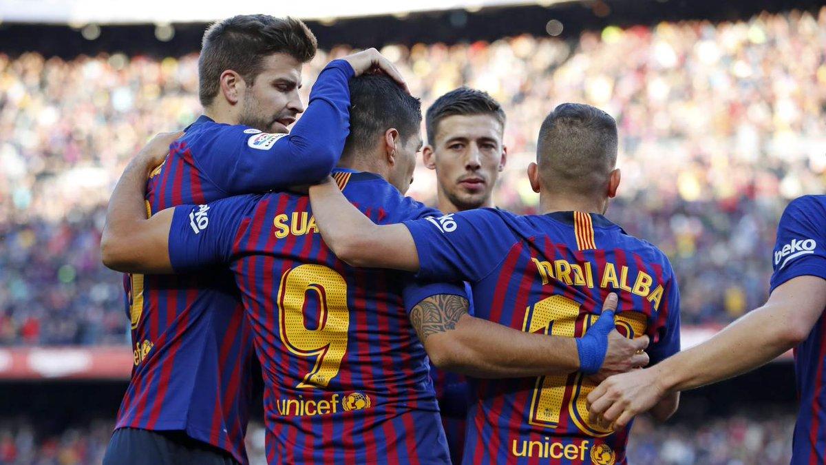 أهداف مباراة برشلونة وريال مدريد 5-1 الدوري الإسباني
