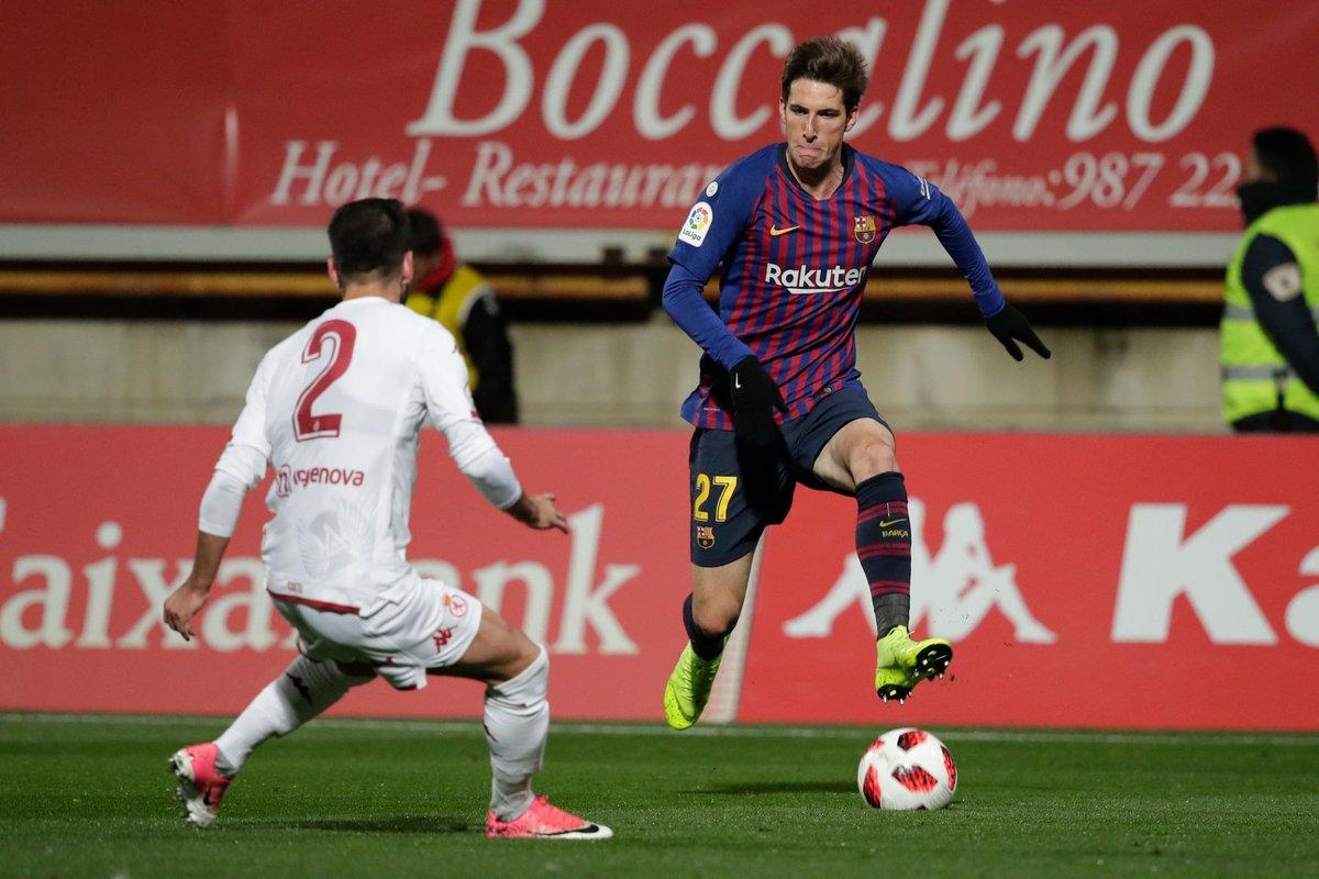 أهداف مباراة برشلونة وليونيسا 1-0 كأس ملك إسبانيا