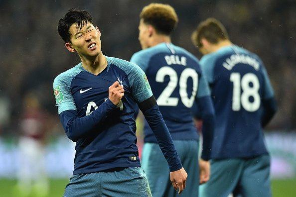 أهداف مباراة توتنهام وويست هام يونايتد 3-1 كأس الرابطة الإنجليزية