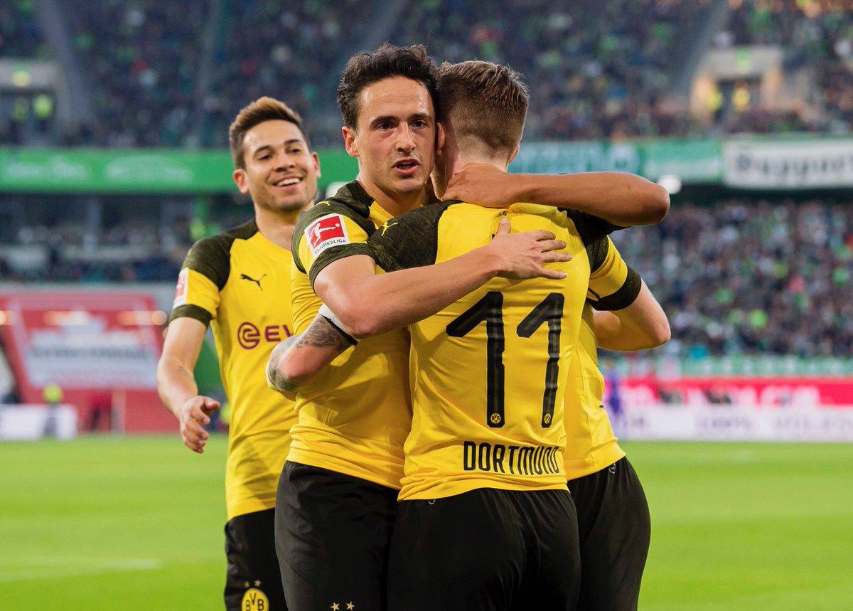 أهداف مباراة بروسيا دورتموند وماينز 2-1 الدوري الألماني