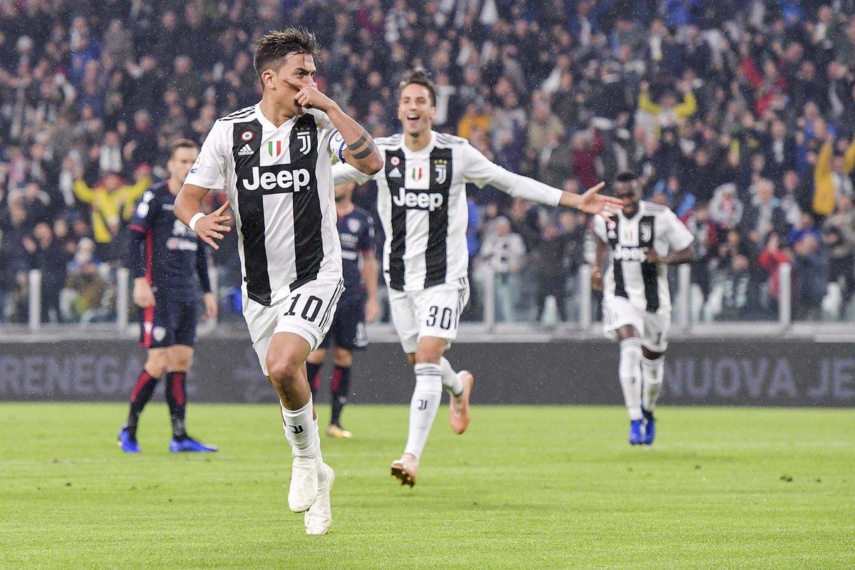 أهداف مباراة يوفنتوس وكالياري 3-1 الدوري الإيطالي