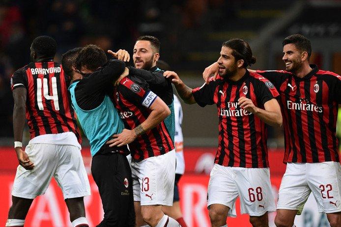 أهداف مباراة ميلان وأودينيزي 1-0 الدوري الإيطالي