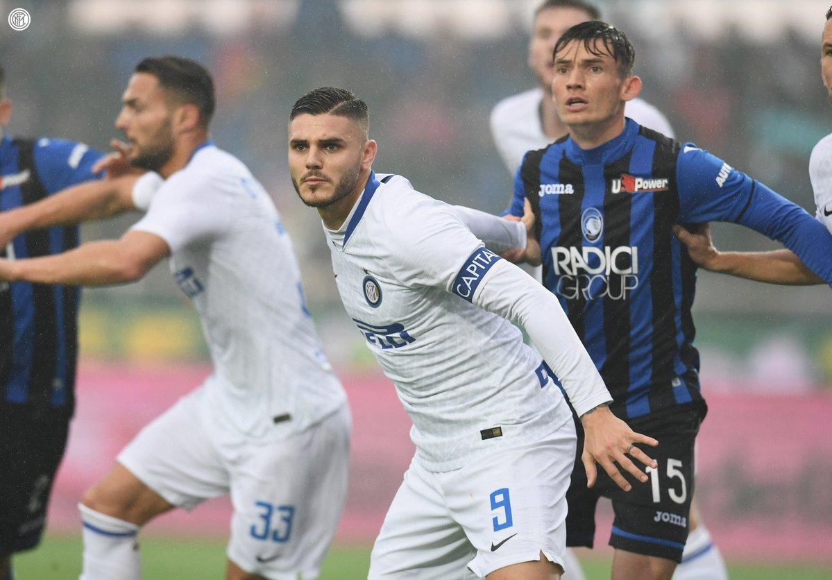 أهداف مباراة أتلانتا وإنتر ميلان 4-1 الدوري الإيطالي