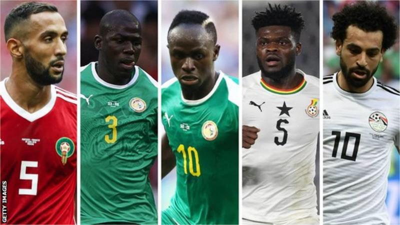 رسمياً … اللاعبون الخمسة المرشحون لجائزة أفضل لاعب أفريقي لعام 2018