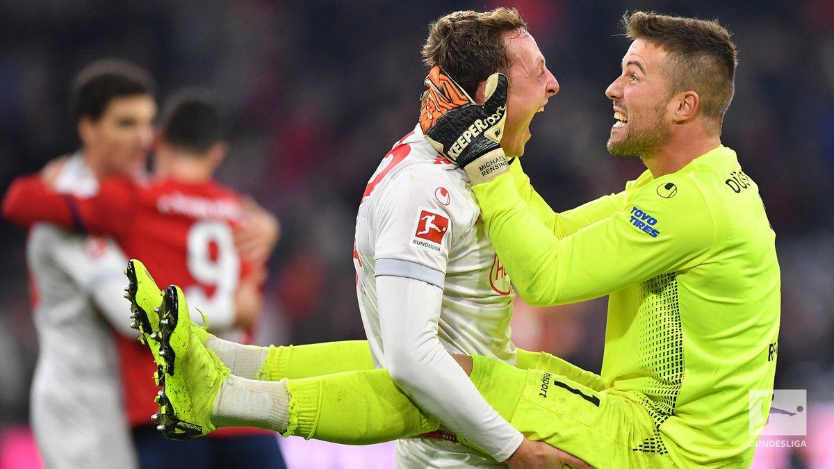 أهداف مباراة بايرن ميونخ ودوسلدورف 3-3 الدوري الألماني