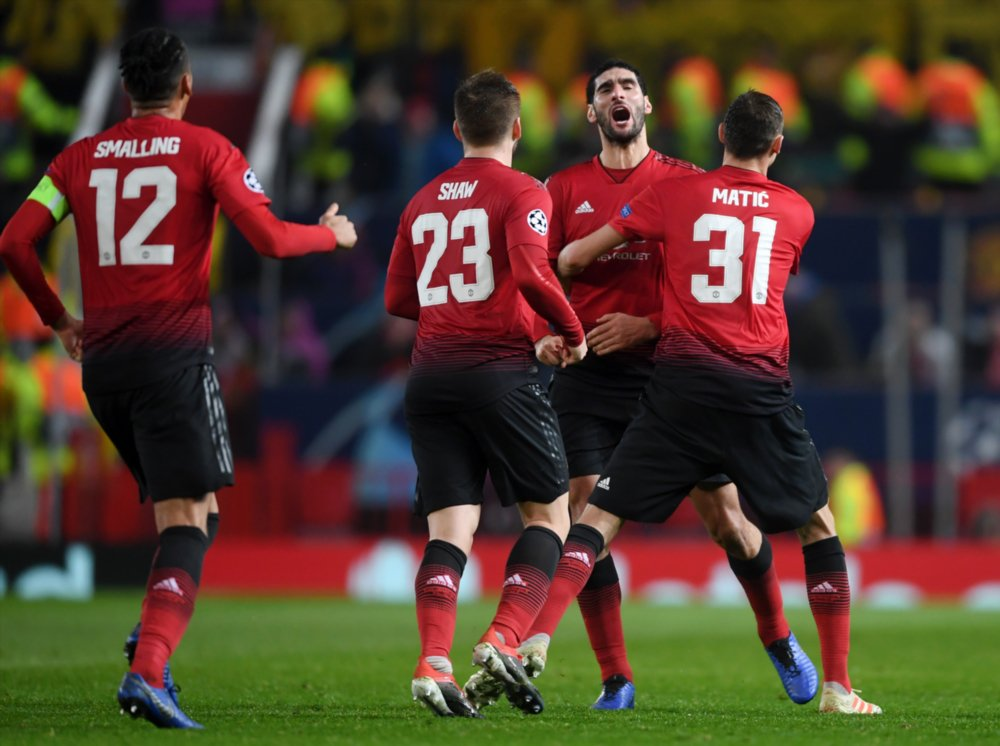 أهداف مباراة مانشستر يونايتد ويونغ بويز 1-0 دوري الأبطال
