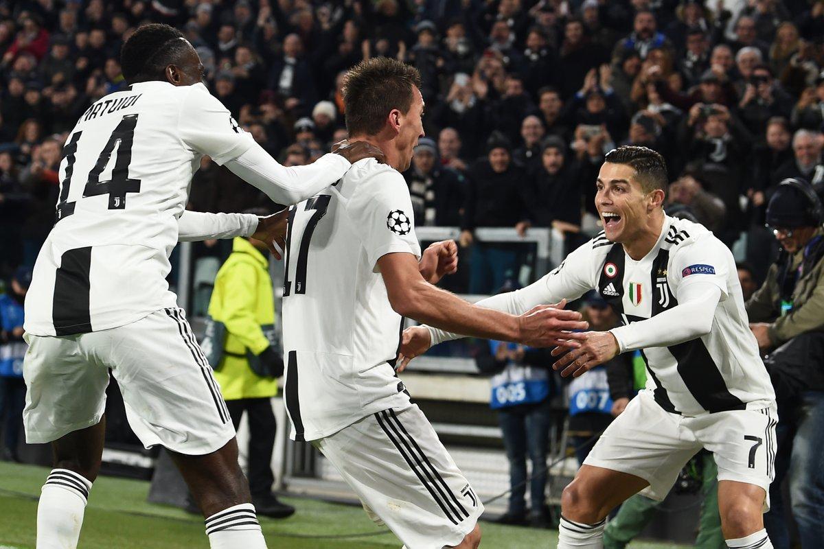 أهداف مباراة يوفنتوس وفالنسيا 1-0 دوري الأبطال