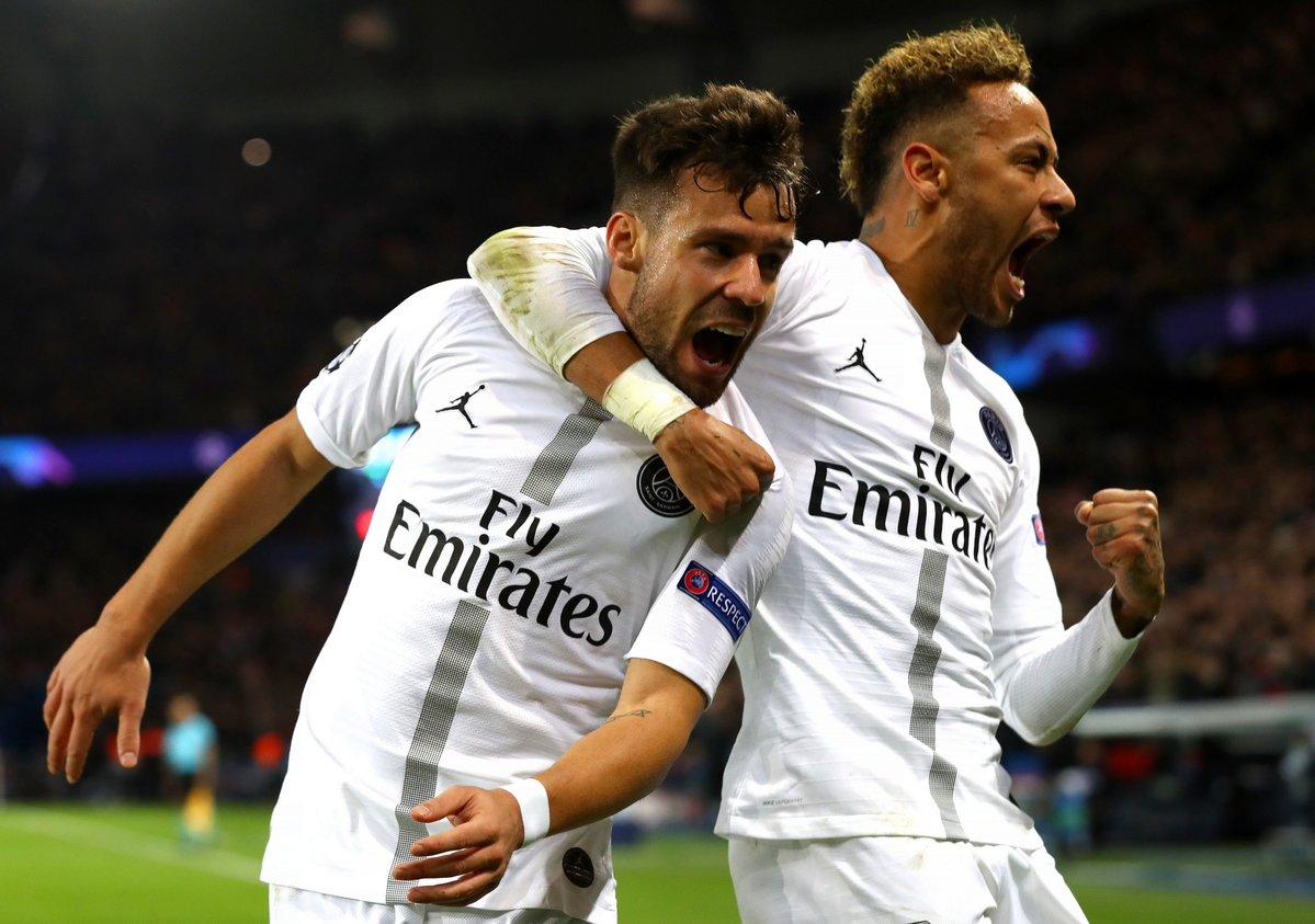 أهداف مباراة باريس سان جيرمان وليفربول 2-1 دوري الأبطال