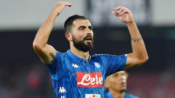 أهداف مباراة نابولي وسبال1-0 الدوري الإيطالي
