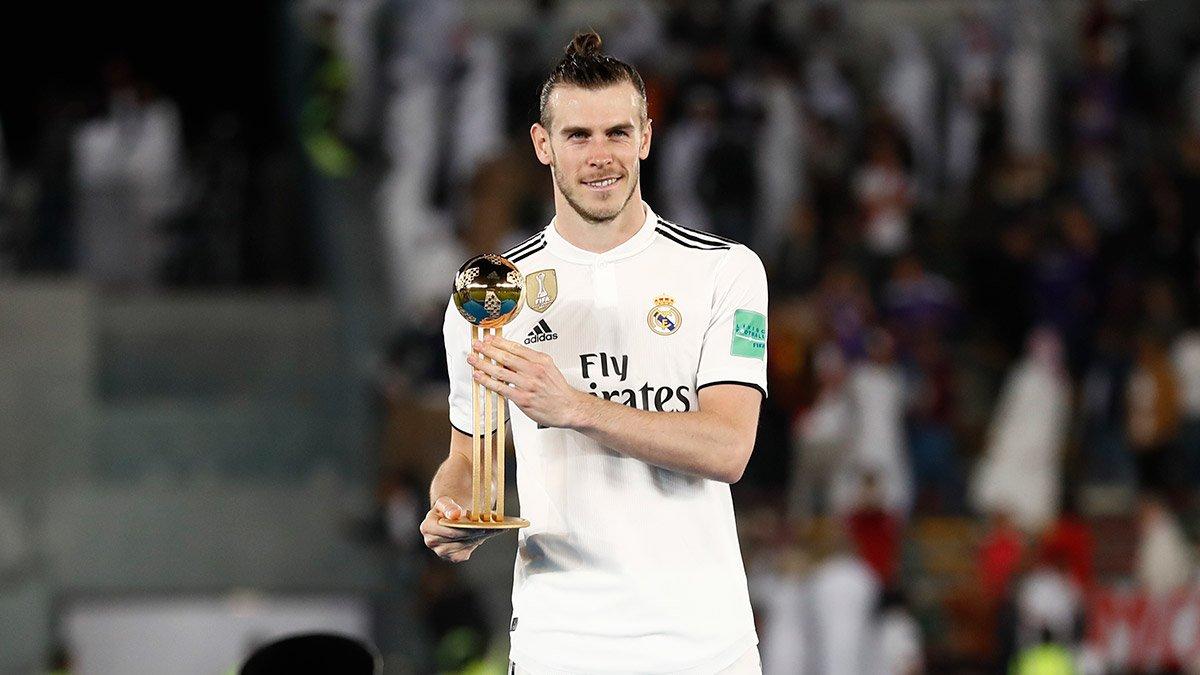 رسمياً … غاريث بيل أفضل لاعب في مونديال الأندية 2018 بالإمارات