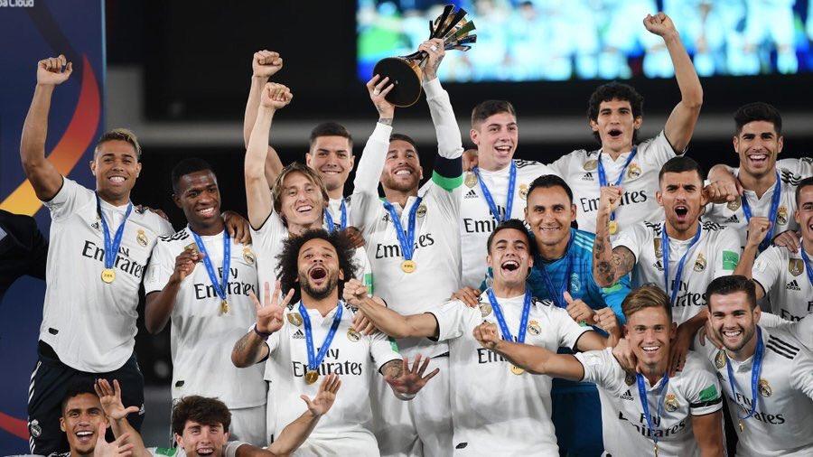 أهداف مباراة ريال مدريد والعين 4-1 كأس العالم للأندية