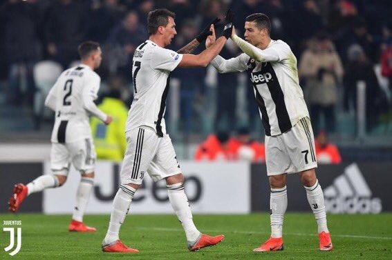 أهداف مباراة يوفنتوس وروما 1-0 الدوري الإيطالي