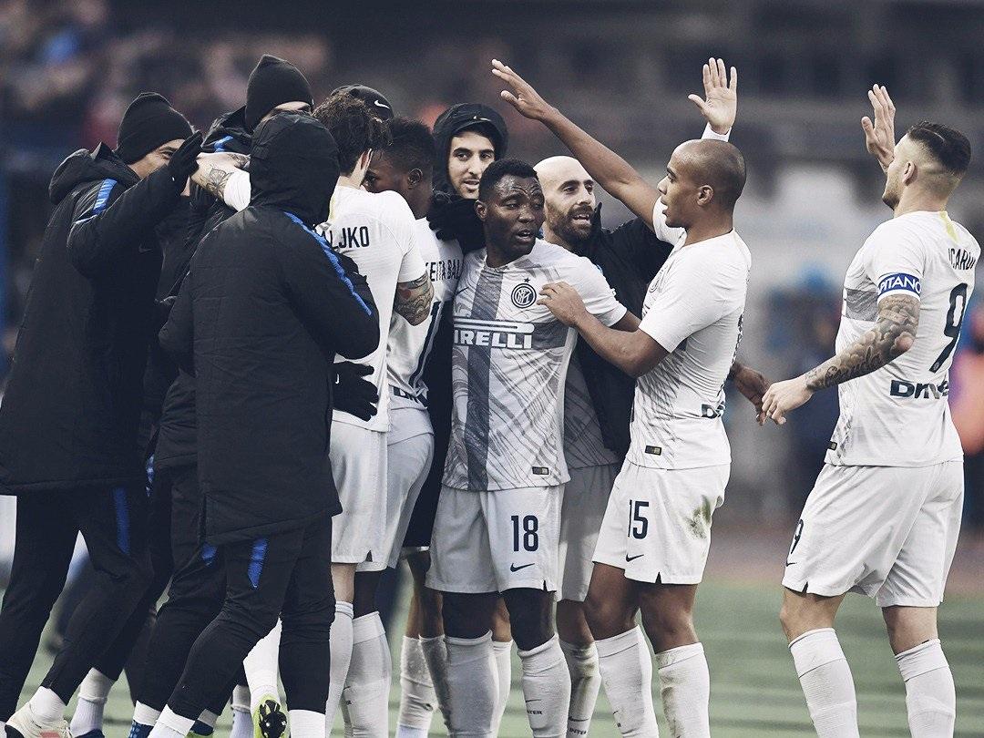 أهداف مباراة إنتر ميلان وإمبولي 1-0 الدوري الإيطالي