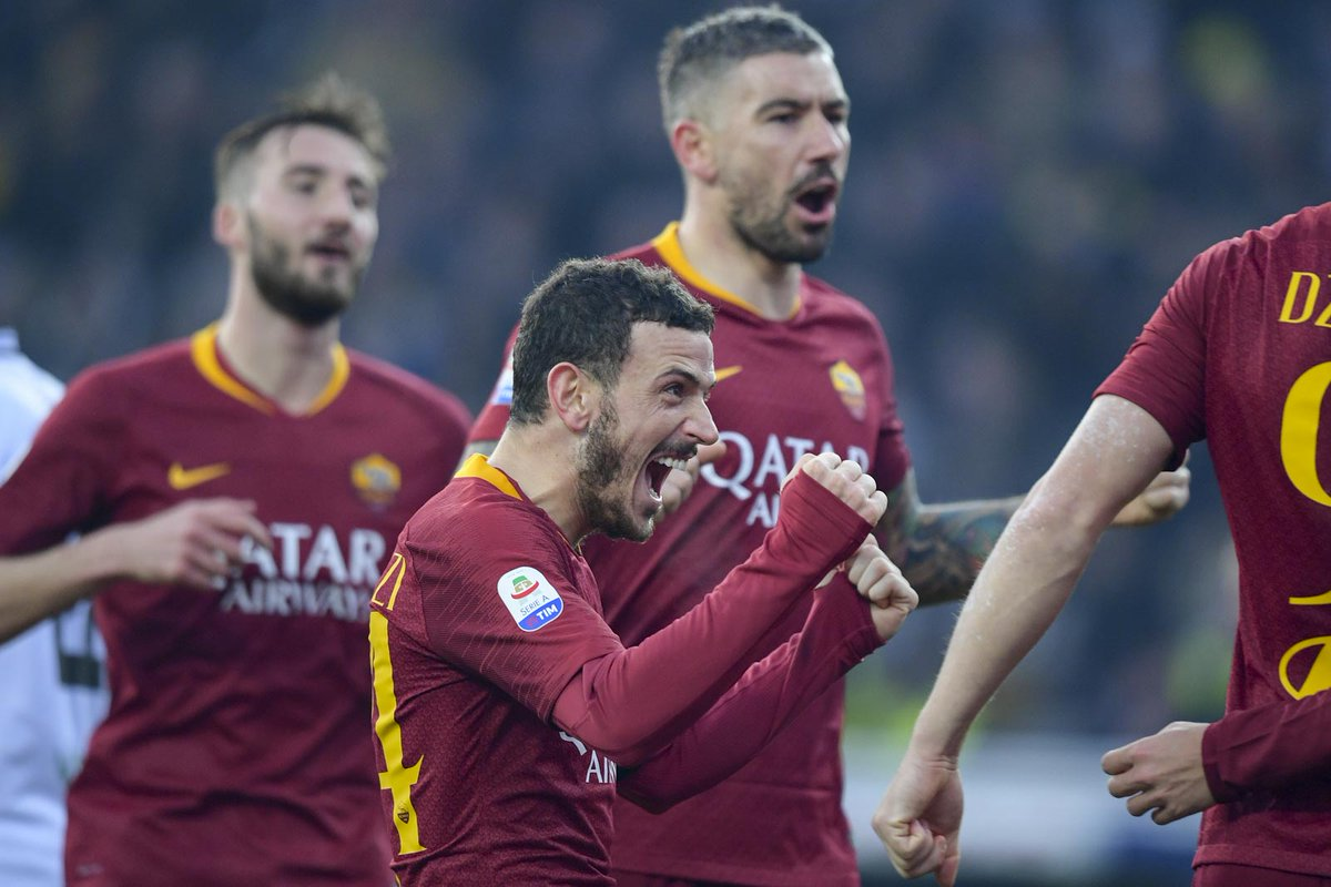 أهداف مباراة روما وبارما 2-0 الدوري الإيطالي