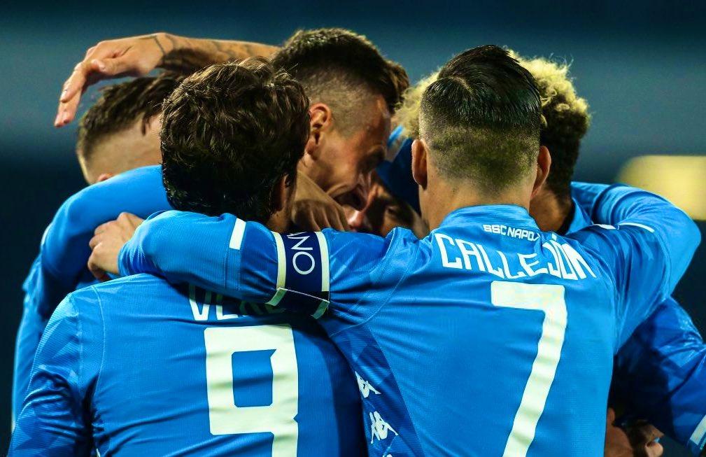 أهداف مباراة نابولي وبولونيا 3-2 الدوري الإيطالي