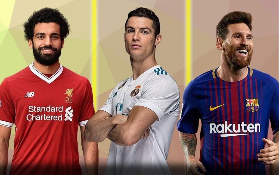 تعرف على قائمة أكثر اللاعبين تسجيلاً للأهداف في عام 2018