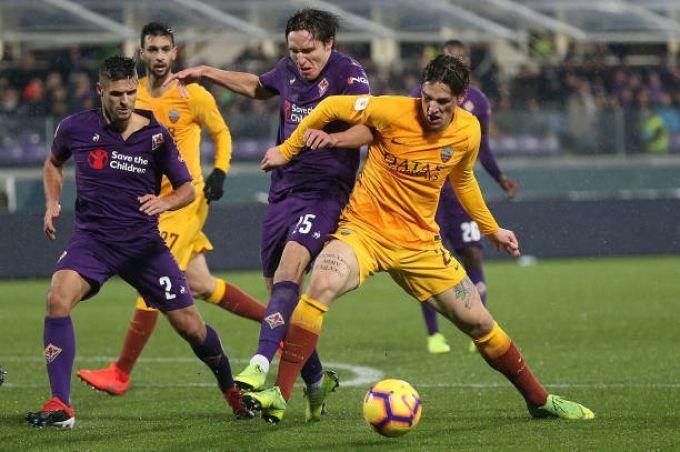 أهداف مباراة فيورنتينا وروما 7-1 كأس إيطاليا
