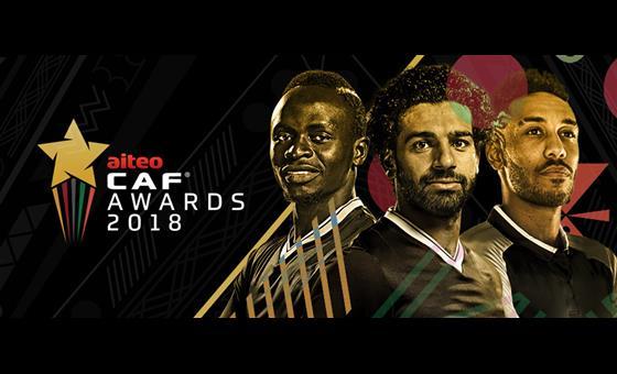 رسمياً … الكاف يكشف عن المرشحين لجائزة أفضل لاعب فى أفريقيا 2018
