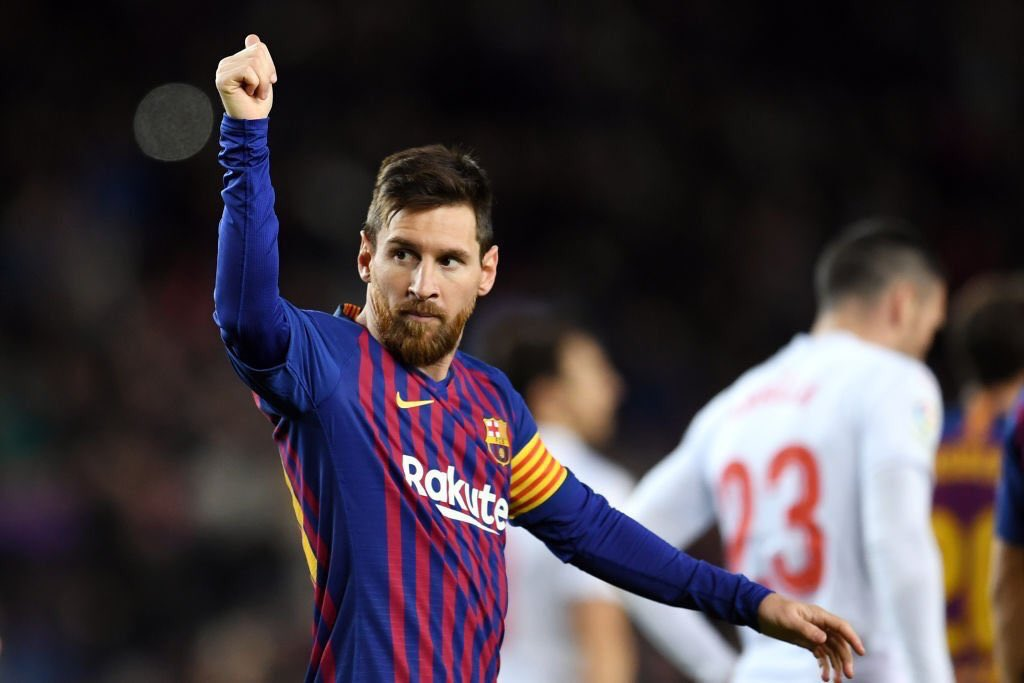 أهداف مباراة برشلونة وإيبار 3-0 الدوري الإسباني