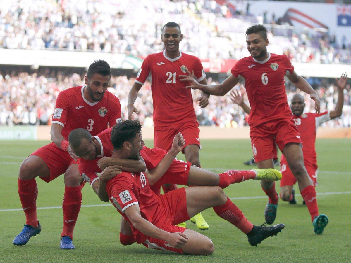 أهداف مباراة الأردن واستراليا 1-0 كأس أسيا 2019