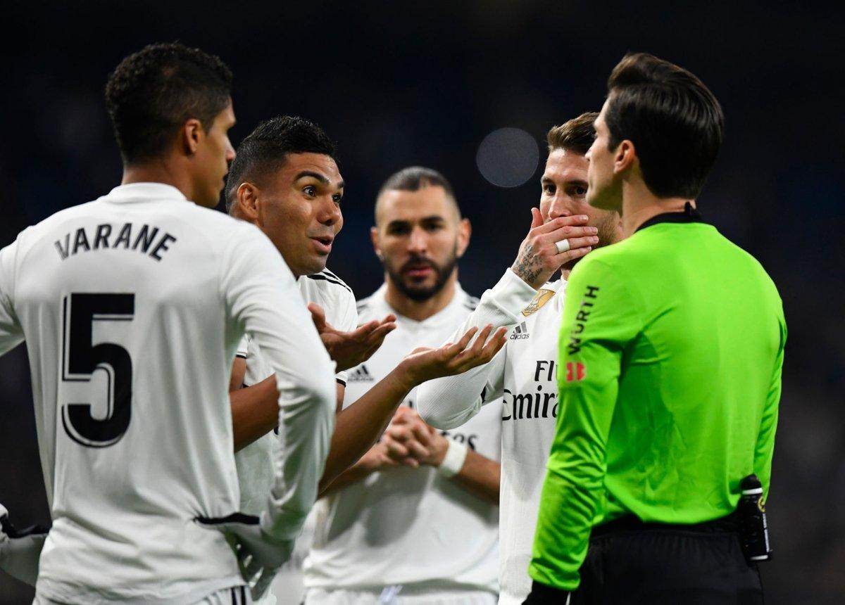 أهداف مباراة ريال مدريد وريال سوسيداد 0-2 الدوري الإسباني