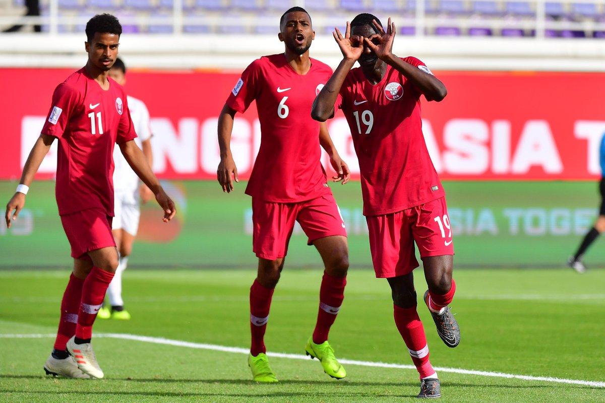 أهداف مباراة قطر وكوريا الشمالية 6-0 كأس أسيا 2019