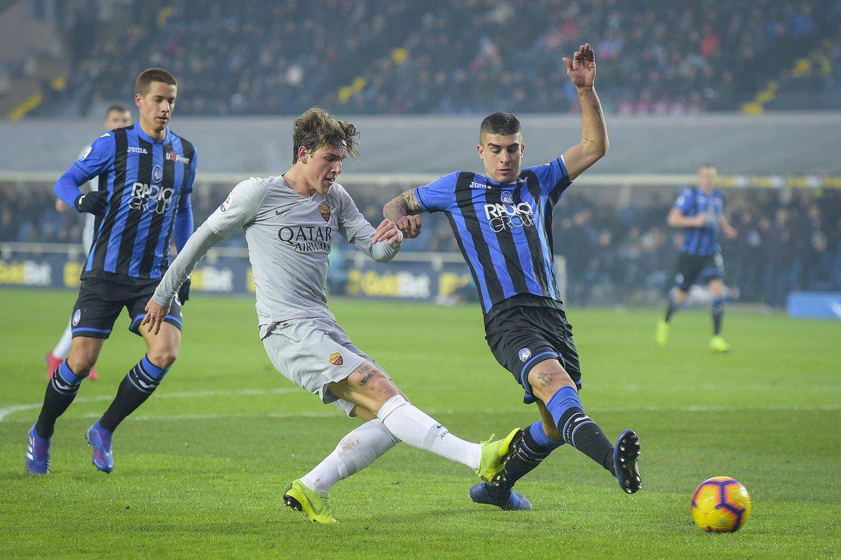 أهداف مباراة أتلانتا وروما 3-3 الدوري الإيطالي
