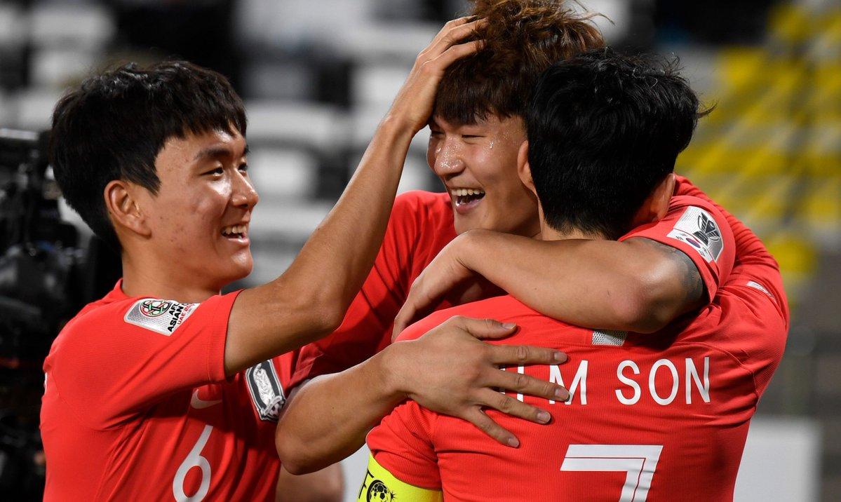 أهداف مباراة كوريا الجنوبية والصين 2-0 كأس أسيا 2019