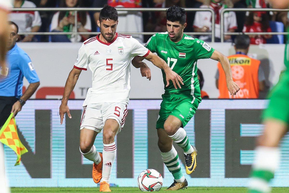 ملخص مباراة العراق وإيران 0-0 كأس أسيا 2019