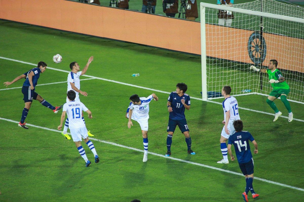 أهداف مباراة اليابان وأوزبكستان 2-1 كأس أسيا 2019