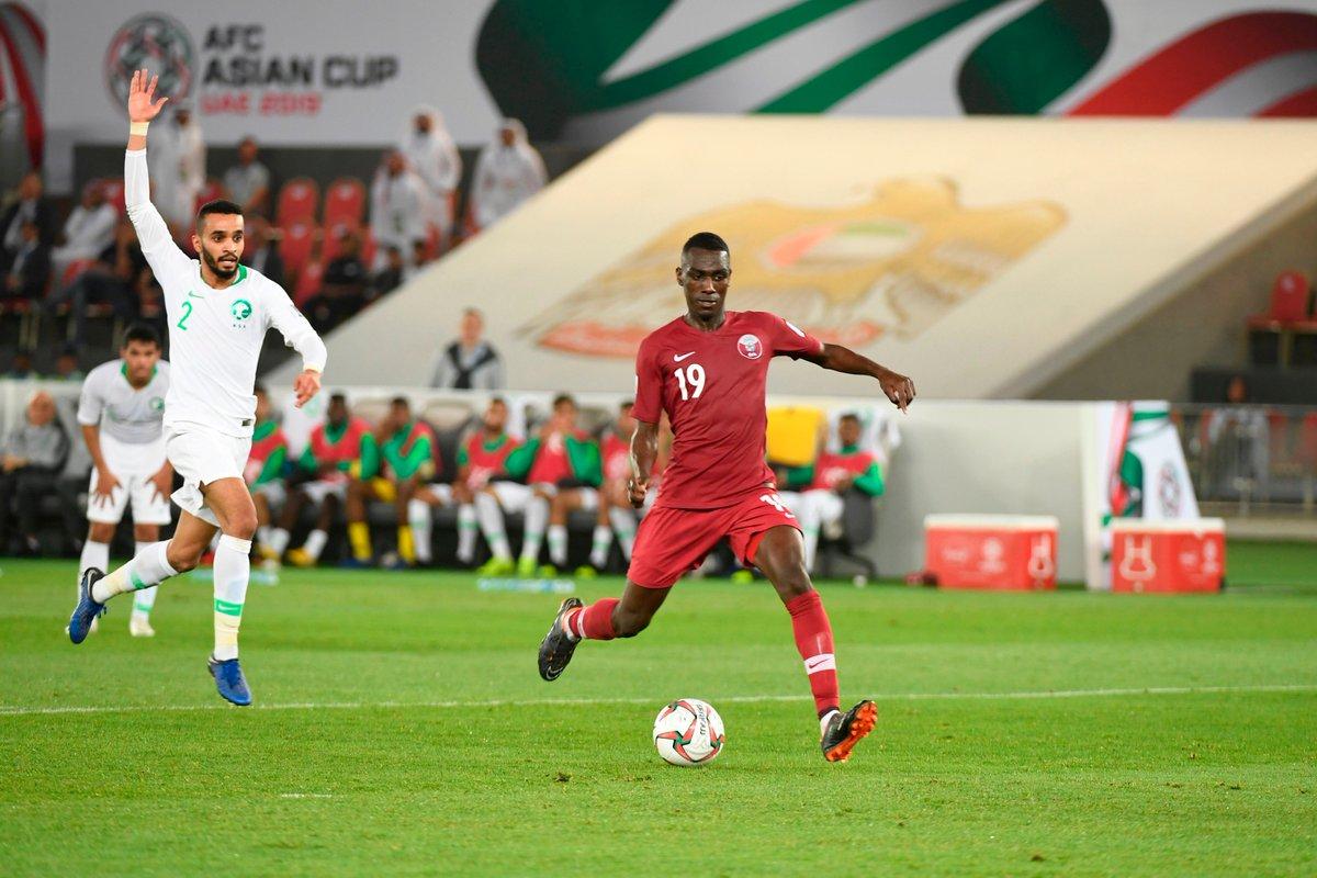 أهداف مباراة قطر والسعودية 2-0 كأس أسيا 2019