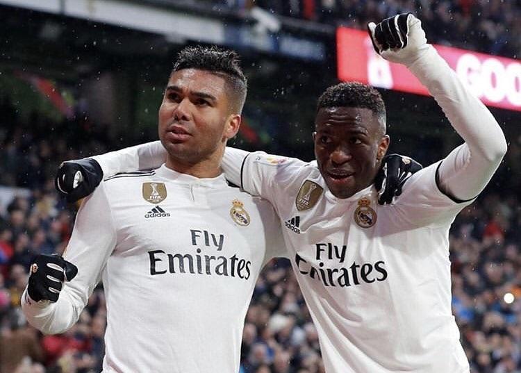 أهداف مباراة ريال مدريد وإشبيلية 2-0 الدوري الإسباني