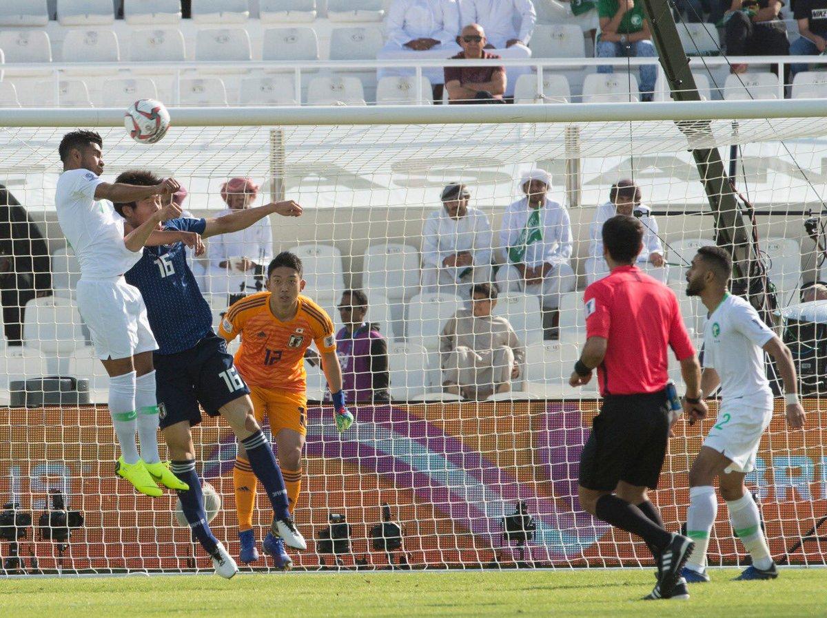 أهداف مباراة اليابان والسعودية 1-0 كأس أسيا 2019