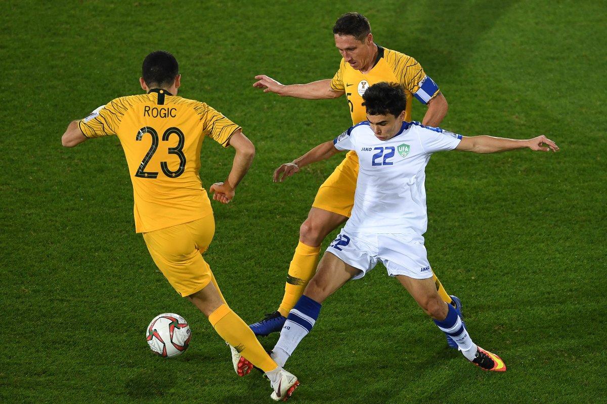 أهداف مباراة إستراليا وأوزبكستان 0-0 (4-2) كأس أسيا 2019