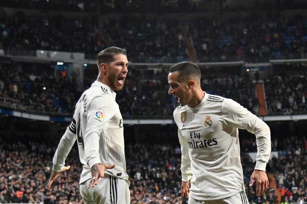 أهداف مباراة ريال مدريد وجيرونا 4-2 كأس ملك إسبانيا