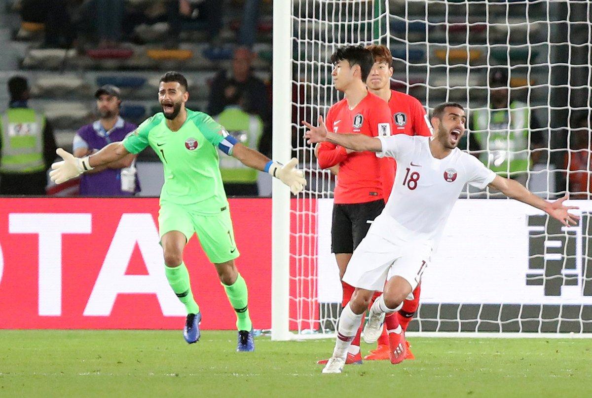 أهداف مباراة قطر وكوريا الجنوبية 1-0 كأس أسيا 2019