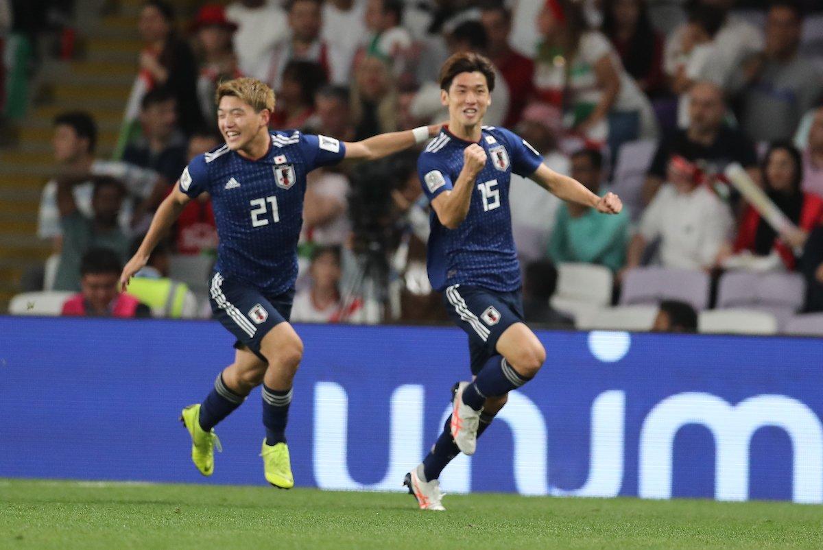 أهداف مباراة اليابان وإيران 3-0 كأس أسيا 2019