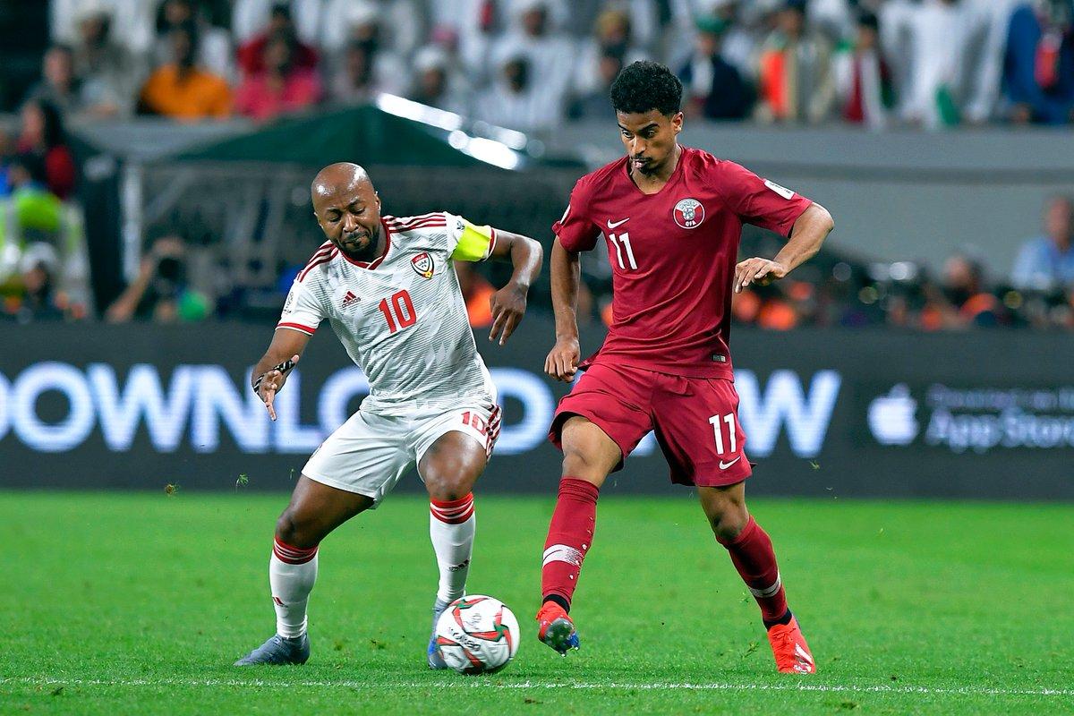 أهداف مباراة قطر والإمارات 4-0 كأس أسيا 2019