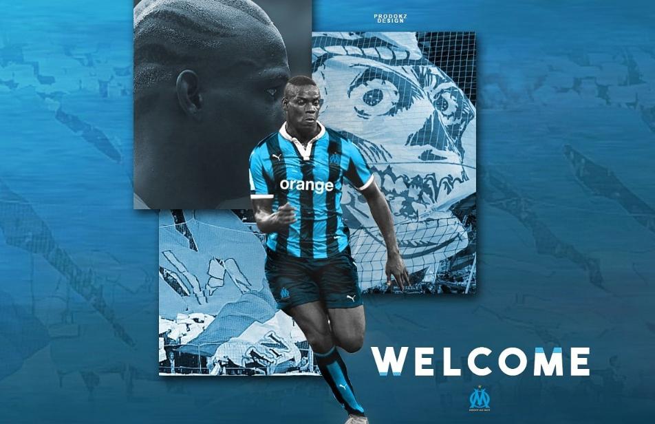 رسمياً … بالوتيلي ينضم إلى نادي مرسيليا الفرنسي على سبيل الإعارة