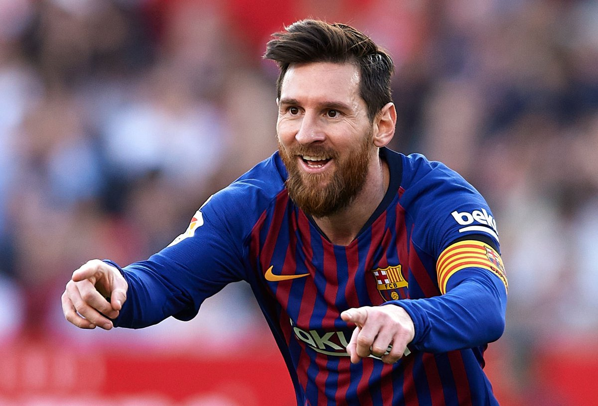 أهداف مباراة إشبيلية وبرشلونة 2-4 الدوري الإسباني