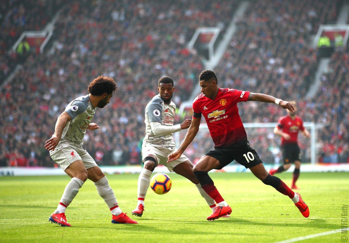 ملخص مباراة مانشستر يونايتد وليفربول 0-0 الدوري الإنجليزي